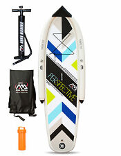 "Aqua Marina PERSPECTIVE 9'9"" Inflatable SUP Stand Up Paddle Board Package Deal"