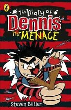 The Diary of Dennis the Menace, Butler, Steven, Very Good Condition Book, ISBN 9