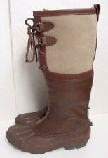 NEW Auth UGG Australia Belcloud Waterproof Snow Boot Chestnut Womens Sz 6 $295