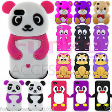 Funky 3D Loveable Cartoon Animal Mobile Phone Case for Samsung Galaxy S3