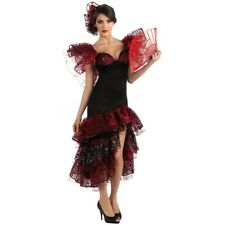 Flamenco Dancer Costume Halloween Fancy Dress