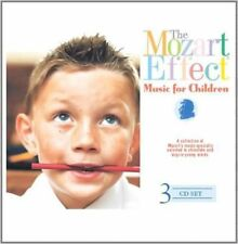 Music for Children Box Set - Mozart Effect Compact Disc