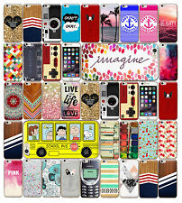New Fashion Pattern Super Slim Soft TPU Protective Phone Case Cover For iPhone