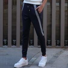 New Fashion Mens Sweat Pants Jogger Sportwear Baggy Harem Slacks Casual Trousers