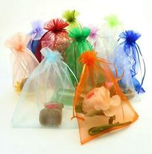 Mixed Organza Xmas Wedding Party Favor Gift Candy Bags Jewellery pouches