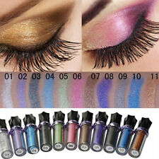 Single Roller Color Eyeshadow Glitter Pigment Loose Powder Eye Shadow Makeup A+