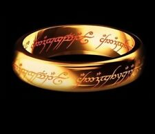 Fashion New 1pc Unisex Slick Men&Women's Lord of the Rings Stainless Steel Rings