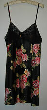 Womens Summer Satin Nightgown Gown Chemise Size S Morgan Taylor NEW Sleepwear