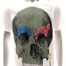 m298w Minute Mirth T-shirt Sz XL Tattoo Skull Rock Ghost Zombie Streetwear Indie