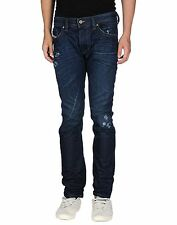 Diesel Jeans Thavar 834A Skinny Fit Straight Leg 0834A
