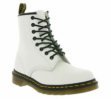 NEW Dr. Martens 1460 Shoes 8-hole White Boots Winter Leisure Leather Women