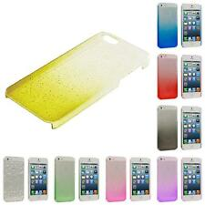 Color Raindrop Waterdrop Transparent Hard Ultra Thin Case Cover for iPhone 5 5G