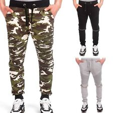 MEN'S TROUSERS Casual Sweat pants Tracksuit bottoms Harem Trackies S-XXL NEW