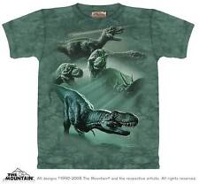 DINOSAUR COLLAGE CHILD T-SHIRT THE MOUNTAIN