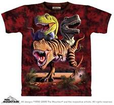 "DINOSAUR ""REX COLLAGE"" CHILD T-SHIRT THE MOUNTAIN"