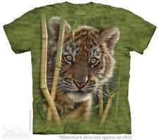 BABY TIGER CHILD T-SHIRT THE MOUNTAIN