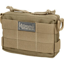 Maxpedition TACTILE™ Pocket - Small 3 Colors Packing Aid NEW
