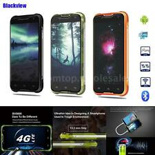 Blackview BV5000 Waterproof Smartphone 4G Rugged Outdoor Drfy Android 5.1 D2I4