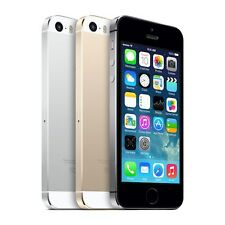 "Apple iPhone 5S 16GB ""Factory Unlocked"" 4G LTE iOS WiFi 8MP Camera Smartphone"