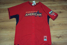 2014 AMERICAN LEAGUE NEW MLB MAJESTIC AUTHENTIC COOL BASE JERSEY