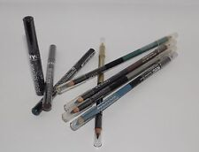 NYC COTY eye liners double & single ended pencils,liquid felt tip, NEW SEALED
