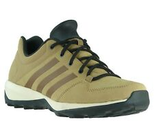 NEW adidas Climacool Daroga Plus Lea Shoes Mens Outdoor Hill running Brown