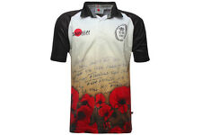 Samurai British Army Letter Home S/S Rugby Shirt