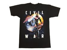 Captain America Civil War Extreme Marvel Officially Licensed Graphic T Shirt