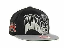 NEW ERA NHL LOS ANGELES KINGS ICE WAVE SNAPBACK HAT CAP BRAND NEW