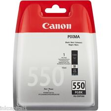 Canon PGI-550PGBK Original OEM Black Inkjet Cartridge