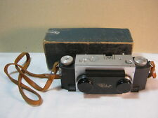 David White Co. Realist Stereo Camera 35mm f3.5 w/ Strap 1950's Vintage   T*