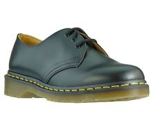 NEW Dr. Martens 1461 Smooth Shoes Leather Lace up Black Low shoes 10085001