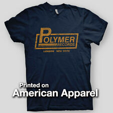 POLYMER RECORDS This is Spinal Tap Tufnel St. Hubbins AMERICAN APPAREL T-Shirt