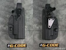 NEW G-CODE XST RTI SIG P226 w/ RAIL MK25 LEVEL II RETENTION MODULAR HOLSTER BLK