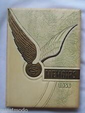 1956 SOUTH CHARLESTON HIGH SCHOOL YEARBOOK SOUTH CHARLESTON, WEST VIRGINIA
