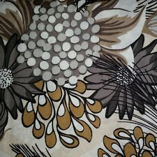 Cotton Fabric Quilting Sewing Crafting Floral Material Bel Air A-7682-L Andover