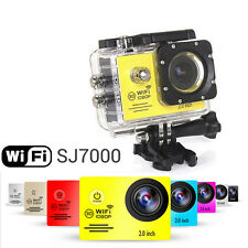 SJ7000 HD 2'' Pro Action Sports Marine Diving DV Camera Recorder 1080P HDMI WIFI