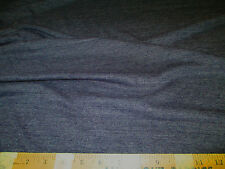 Discount Fabric 4 way Stretch Cotton Blend Heather Charcoal SC101