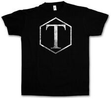 VINTAGE TORCHWOOD CLASSIC LOGO T-Shirt - SciFi TV Series Doctor Who T-Shirt