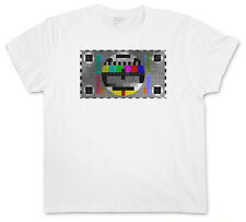 T-SHIRT TEST PICTURE VINTAGE II - The TEST image Retro Big TV Bang Theory S-3XL