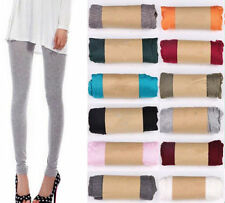 NEW Fashion Womens Sexy Stretchy Skinny Cotton High Waist Leggings Pants