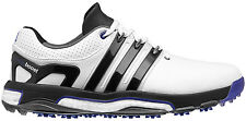 Adidas Asym Energy Boost RH Golf Shoes Q44554 White/Black/Night Flash Mens New
