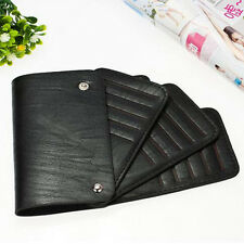 2016 Credit Card Holder Whirling ID Cards Case Card Boxs Capacity Cards Holders