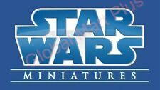 Star Wars Imperial Entanglements Miniatures Figurines Wizards of the Coast
