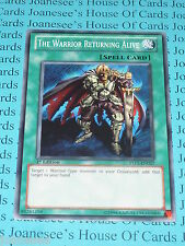 The Warrior Returning Alive YS11-EN027 Common Yu-Gi-Oh Card Mint 1st Edition New