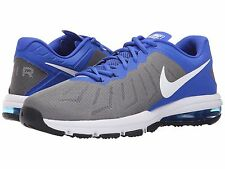 NIKE AIR MAX FULL RIDE TR GREY WHITE BLUE 2016 MENS SHOES **FREE POST WORLDWIDE