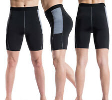 Mens Compression Fast Drying Under Skins Base Layer Pants Tights Sports Shorts