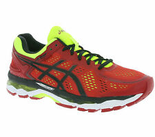 NEW asics Gel-Kayano 22 Men's Shoes Running Sports Shoes Red T547N 2490 SALE