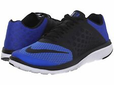 NIKE FS LITE RUN 3 RACERBLUE BLACK 2016 MENS RUNNING SHOES **FREE POST WORLDWIDE
