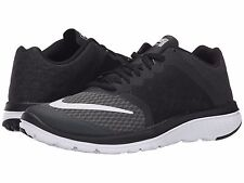 NIKE FS LITE RUN 3 BLACK WHITE WOMENS 2016 RUNNING SHOES **FREE POST AUSTRALIA